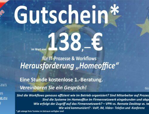 Herausforderung HomeOffice